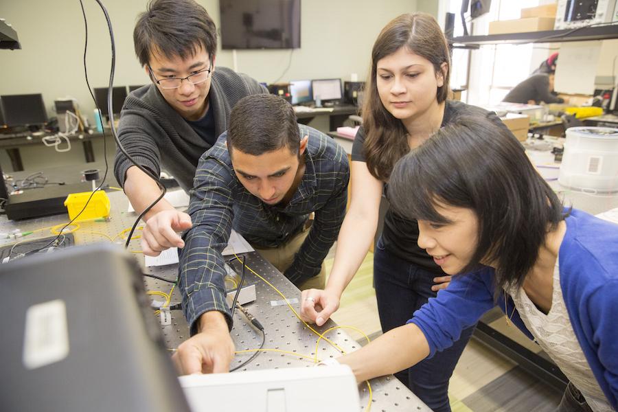 UGA Engineering Graduate Programs