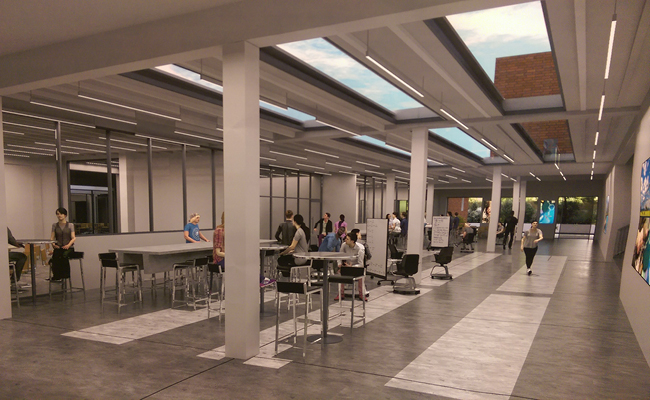 Driftmier Engineering Center Renovation
