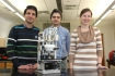 Robot developed by UGA engineers offers safer, more efficient way to inspect power lines