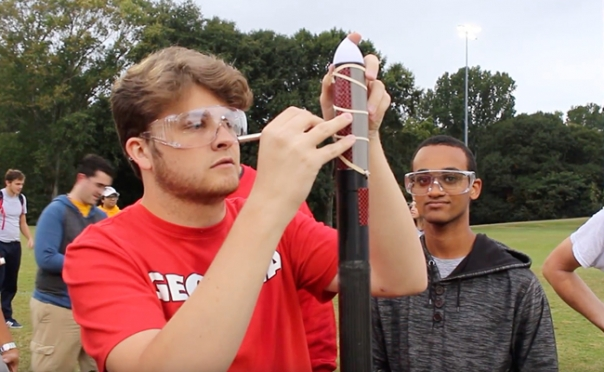 UGA rocket team ready for launch, shot at $30,000
