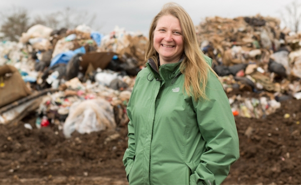 UGA engineering professor to co-lead National Geographic plastic initiative