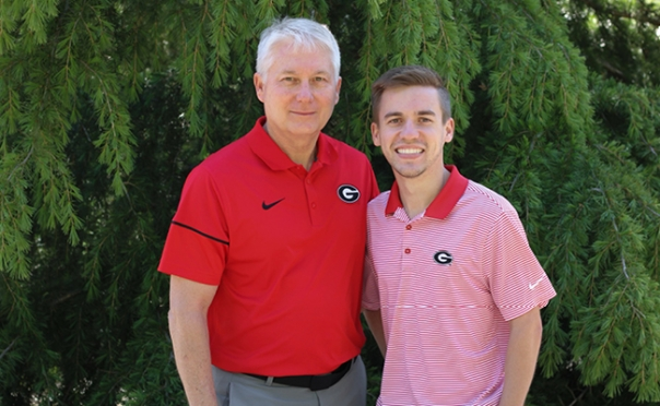 Father, son share UGA engineering legacy