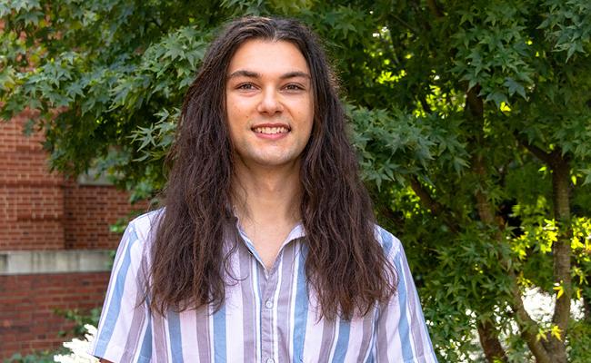 Transfer Student Week Profile: River Faulkner
